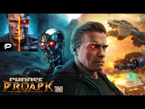 Terminator Genisys: Future War Gameplay Android / IOS