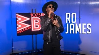 ro james performs permission live