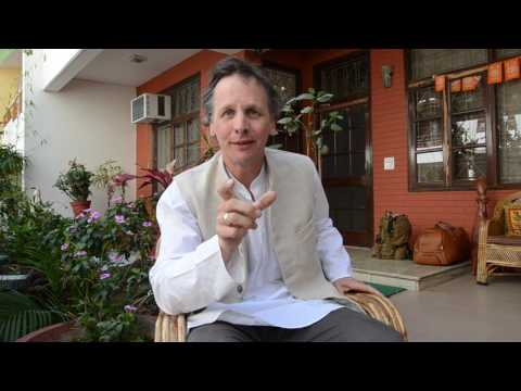 Richard Hoare about Pachakarma in Ayurveda Bhavan