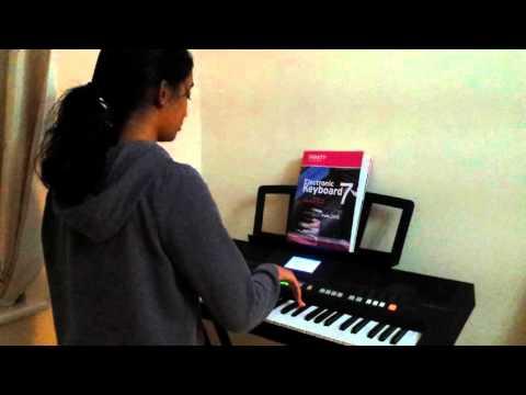 Dheevara from Bahubali - Keyboard Remix