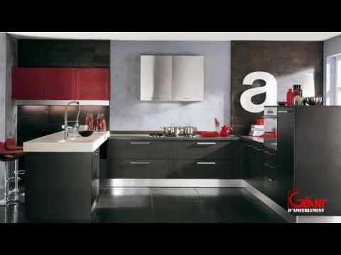 Geant d 39 ameublement modeles dada youtube for Cuisine geant d ameublement