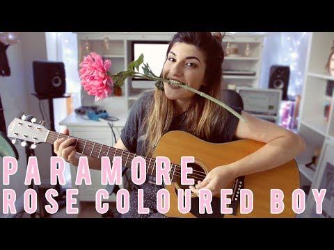 Paramore - Rose Coloured Boy | Christina Rotondo Acoustic Cover