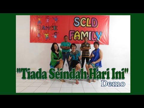 Tiada Seindah Hari Ini - Line Dance Demo