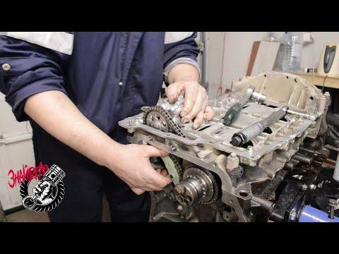 Сборка двигателя Ford Transit 2.2 TDCI (Euro5)  (Часть 3)