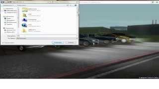 Как установить Пак транспорта - 155 моделей(Авто установка) для GTA SA [SAMP]