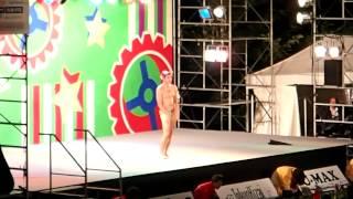 2012/10/6の東工大学園祭で小島よしおさんステージを見ました!