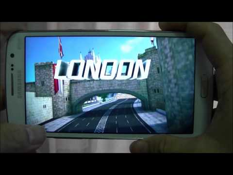 Samsung Galaxy Grand2  Game test