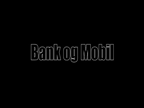 Bank og Mobil (Norsk)