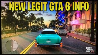 GTA 6 FIRST DETAILS From RDR2's PC Game Files! NEW List of Potential Vehicles!