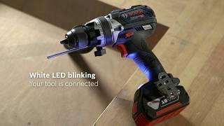 GSR/GSB 18V-60 C Professional cordless drill driver