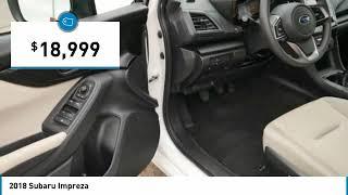 2018 Subaru Impreza  Maplewood, St Paul, Minneapolis, Brooklyn Park, MN J14096A