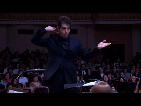 Avet Terterian Symphony 3, Armenian State Symphony Orchestra & Sergey Smbatyan