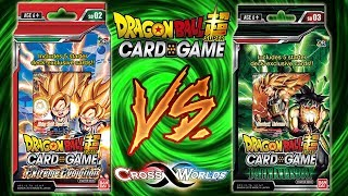 SD3-05 ST Dragon Ball Super FR Deck The Dark Invasion Card Game