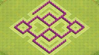 Clash of Clans - TH6 Farming Base