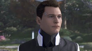 CONNOR: MACHINE PATH PLAYTHROUGH - Detroit: Become Human
