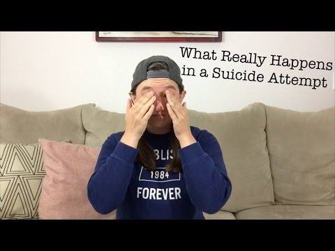 What Really Happens in a Suicide Attempt (My Story)  | HBCorrespondence
