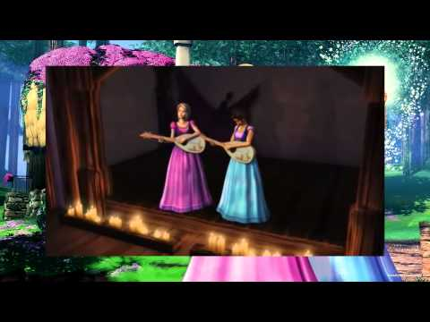 We're Gonna Find It ~ Instrumental Preview - Barbie And The Diamond Castle