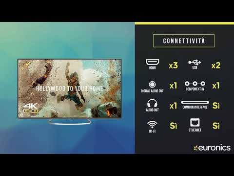 Panasonic | Smart TV LED 4K HDR | 55FX623