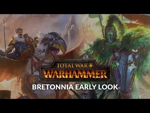 Total War: Warhammer - Bretonnia Early...