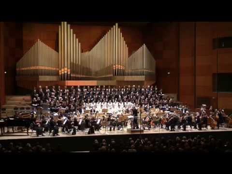 Requiem for the Earth (Teil 1, 3 und 4) von Guan Xia, europäische Erstaufführung in Nürnberg