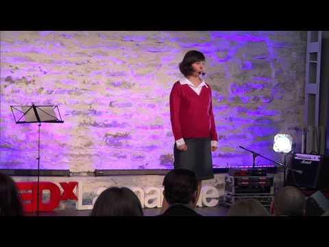 Live to the fullest: Aljona Surzhikova at TEDxLasnamae 2014