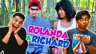 Reacting To Old ROLANDA & RICHARD Videos! ft Guava Juice