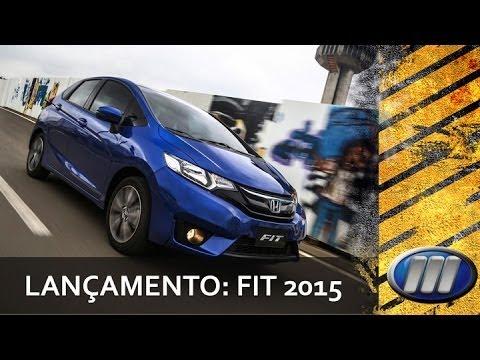 New Honda Fit 2015 | Lançamento | Motoreseacao