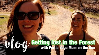 Something a little different today, I thought I would vlog my travels where I meet up with the lovely Portia Yoga Mum on the Run for some creative thinking time, ...