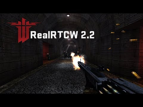RealRTCW 2.2 Complete Walkthrough