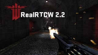 RealRTCW 2.2 Complete Walkthrough