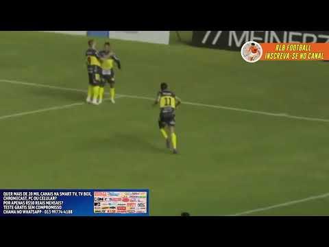 FC Cascavel 1 x 0 Operário   GOL HD Campeonato Paranaense 2020