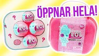 Öppnar MEGASTOR L.O.L Surprise! Video
