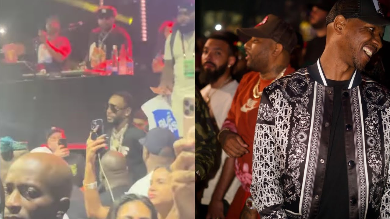 Giggs Posted Up With Maino In NYC At Dipset Vs The Lox Verzuz Battle   Audio Saviours