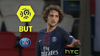 But Adrien RABIOT (34') / Paris Saint-Germain - Olympique Lyonnais (2-1) -  / 2016-17