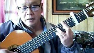 Thu Vàng (Cung Tiến) - Guitar Cover by Hoàng Bảo Tuấn