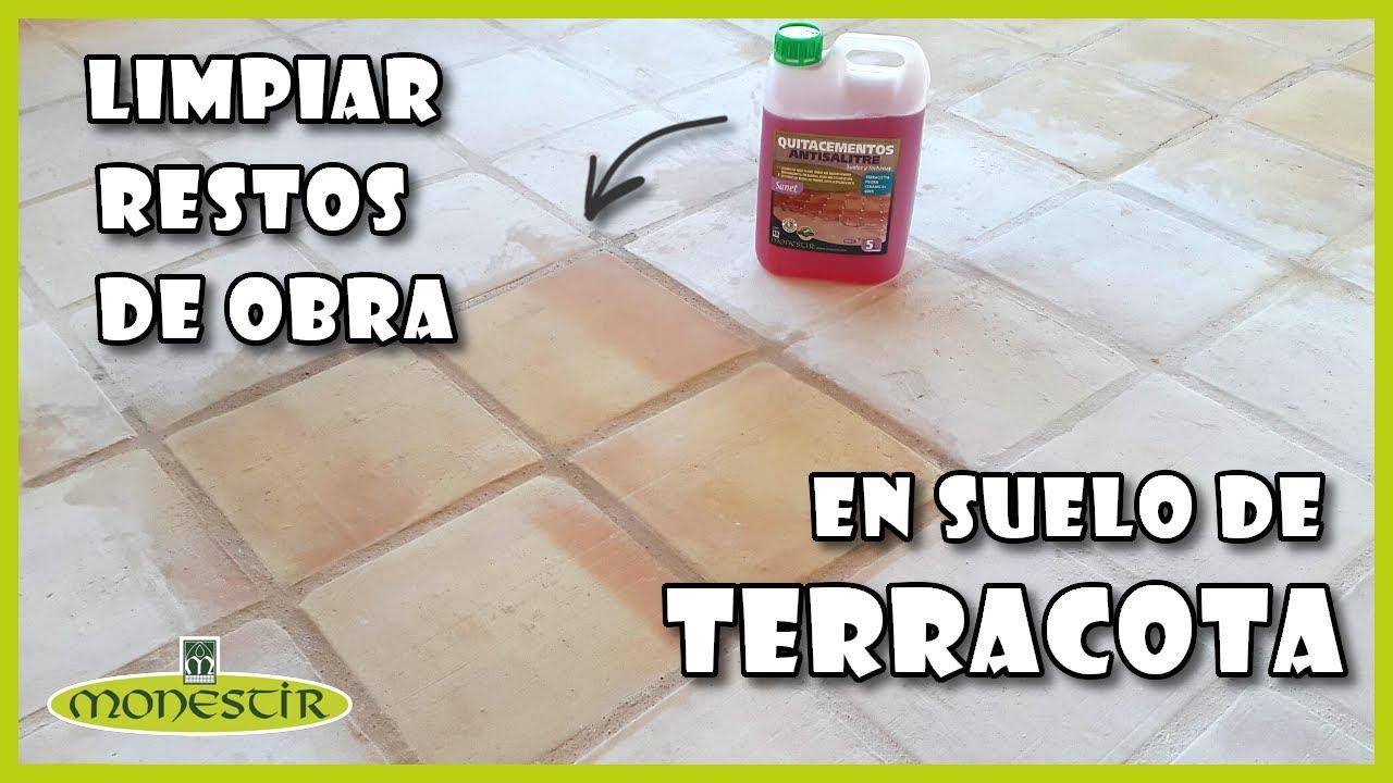 Quitacementos antisalitre sanet modo de uso limpiador de restos de obra youtube - Como limpiar el azulejo del piso ...