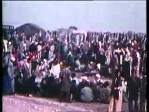 La Marcha Verde sobre el Sahara -1975.flv
