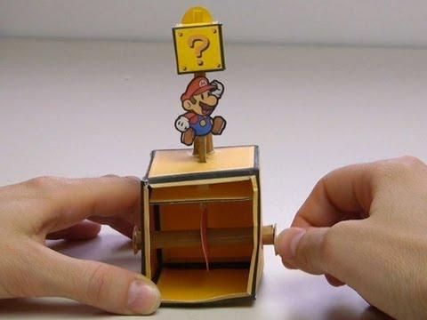 Paper Mario Brothers Automaton - YouTube