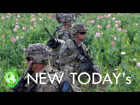 The Long Read How the heroin trade explains the US UK failure in Afghanistan
