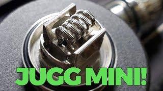 JuggerKnot Mini RDA by QP Design CA on VapeAM Ep 214!