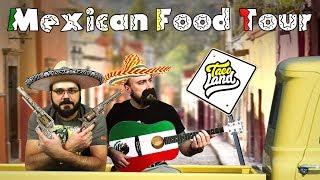 Tacoland. Мексиканская кухня. Бородатая доставка.