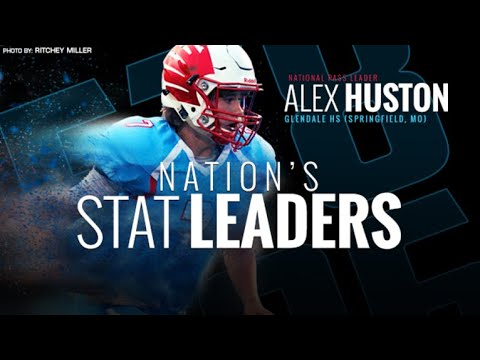 National Stat Leaders in HSFB