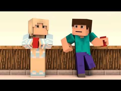 ASDF Movie  [Minecraft Animation ITA] By Ste