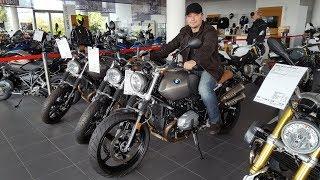 Обзор цен на мотоциклы BMW 20017