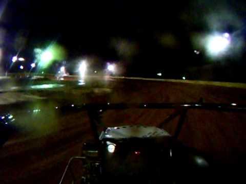105 speedway practice video #2