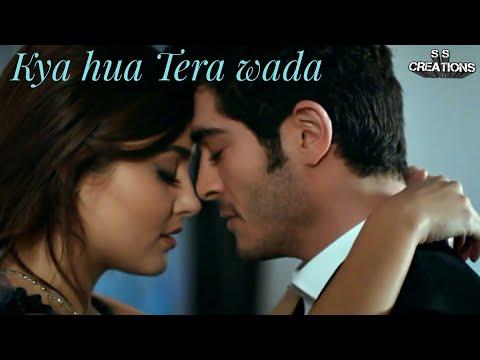 Kya Hua Tera Wada Unplugged  Murat N Hayat  Mixhdtrending