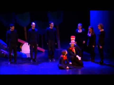 Israel Musicals Seussical show 2014