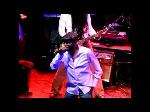Beres Hammond - Tempted To Touch (live) - Bristol , UK 29th April 2010