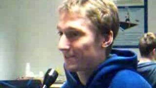 Chris Ryder Interview