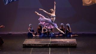 """Avance Ballet """"El Corsario"""" 04.12.2011"""